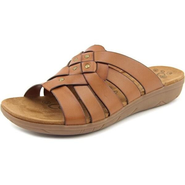 Baretraps Jaydin Women  Open Toe Synthetic Brown Slides Sandal