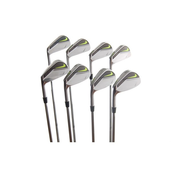 6002c71bf5fc Shop New Nike Vapor Pro Forged Iron Set 3-PW DG S300 AMT Stiff LEFT HANDED  - Free Shipping Today - Overstock - 21853602