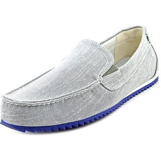 GBX Harpoon Moc Toe Canvas Loafer