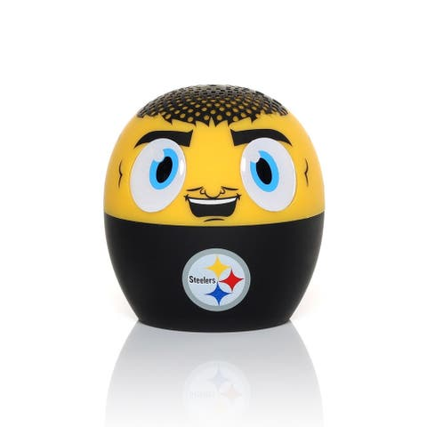 NFL-PITTSBURGH STEELERS Team Bitty Boomers Bluetooth Speaker