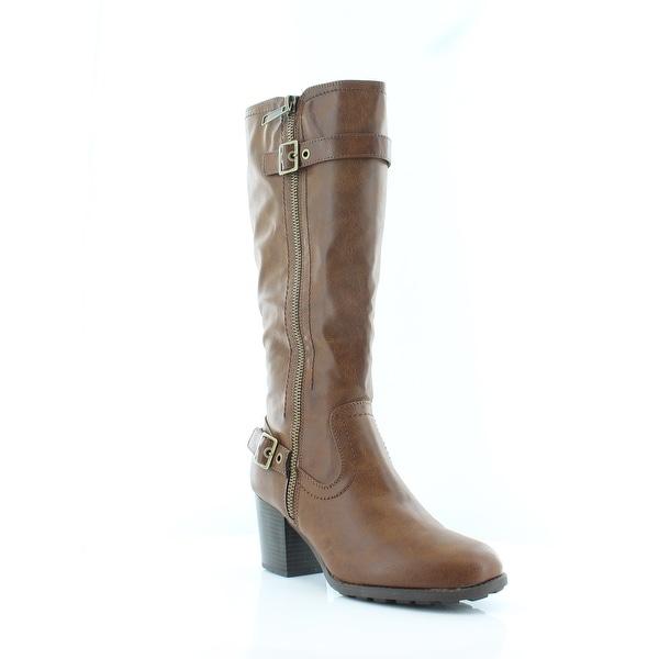 White Mountain Dover Women's Boots Cognac
