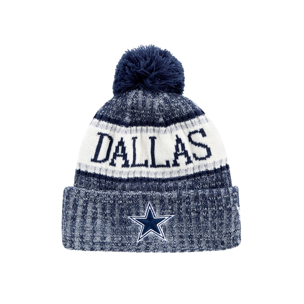 New Era NFL Dallas Cowboys 2018 Sideline Sport Knit