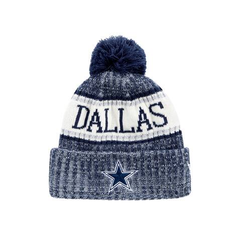 Dallas Cowboys 2018 Sideline Sport Knit Hat