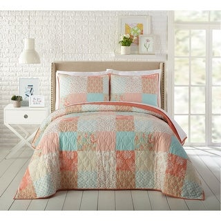 Link to Jessica Simpson Ikigai Quilt Set Similar Items in Quilts & Coverlets