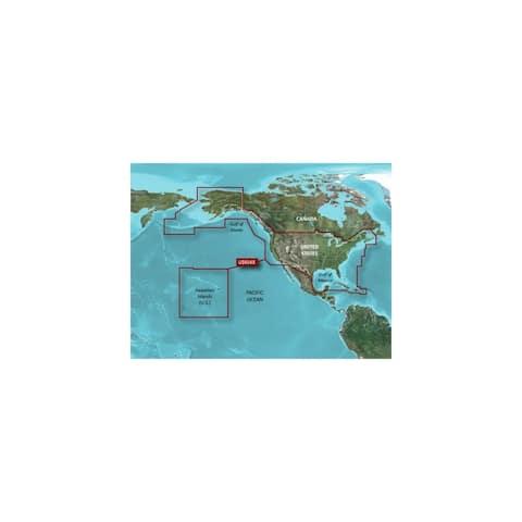 Garmin BlueChart g3 - HXUS604X (microSD/SD Card) Garmin BlueChart g3 - HXUS604X