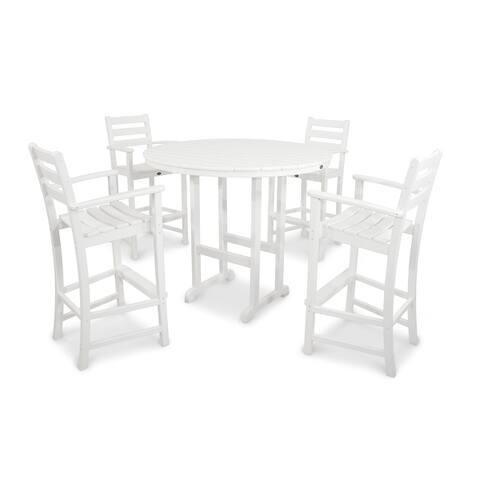 Trex Outdoor Furniture Monterey Bay 5-Piece Bar Set