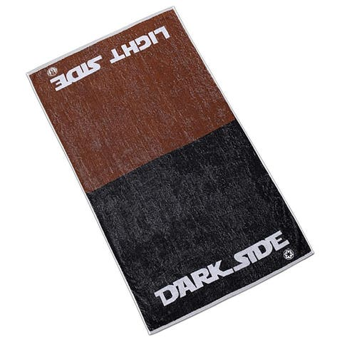 Star Wars Light Side Vs Dark Side Bath Towel - Multi