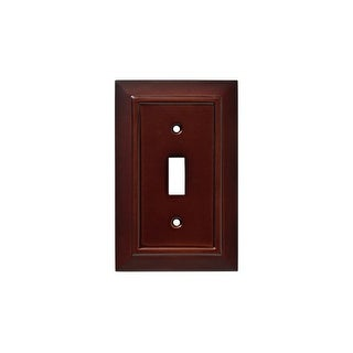 Franklin Brass W35241V-C Classic Architecture Single Toggle Switch Wall Plate -