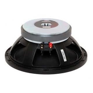 12.0-in Woofer w/8 Ohms Impedance & 500 Watts Continuous Power Handling Capacity & Ferrite Magnet