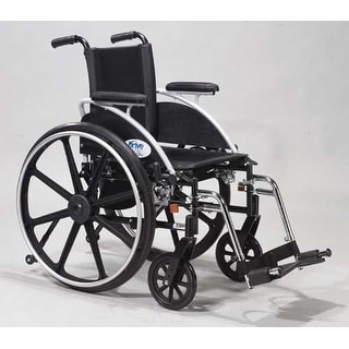 Wheelchair Ltwt K3-K4  (pr) Footrests Only