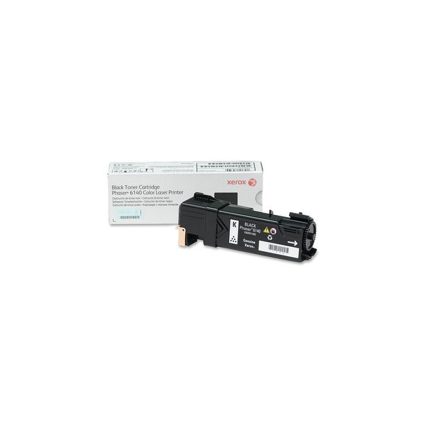Xerox 106R01480 Xerox Toner Cartridge - Laser - 2600 Page - Black