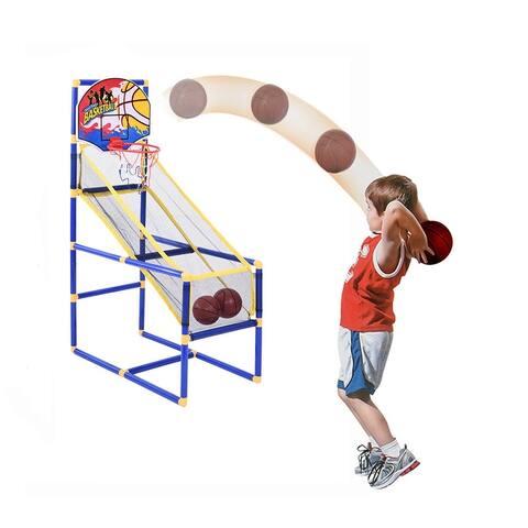 Basketball Circle Arcade Game Toddler Toys Outdoor / Indoor Basketball