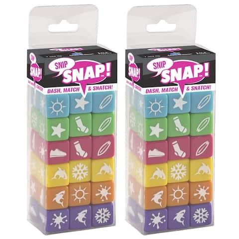 Snip Snap! Game, Pack of 2