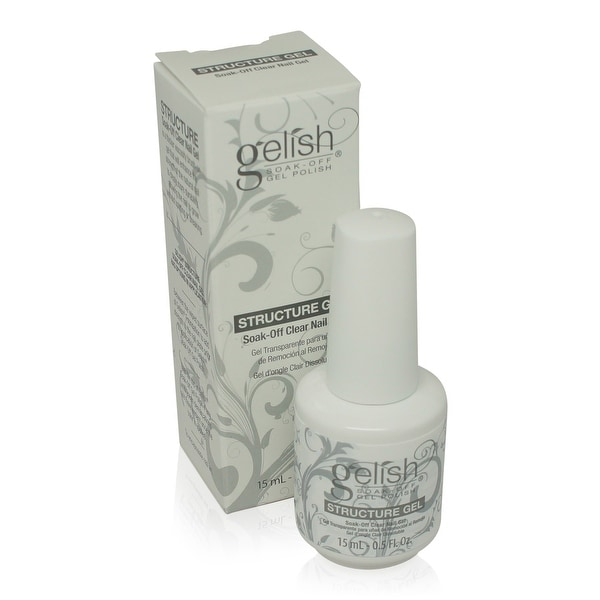 Gelish - Essentials -Structure Gel Building Gel - Brush On Formula