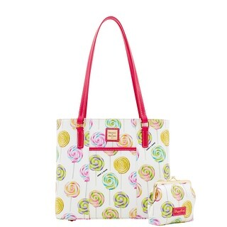 Dooney & Bourke Swirl Lollipop Small Lexington Large Frame Purse (Introduced by Dooney & Bourke at $268 in Jan 2018)