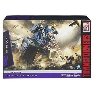 Transformers Toys Platinum Edition Trypticon FIGURE, Decepticon ACTION FIGURE
