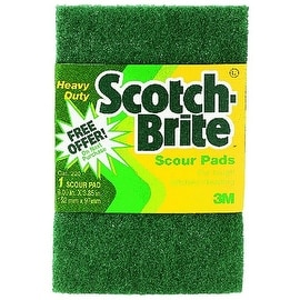 Scotch-Brite Heavy Duty Scour Pad 1 ea
