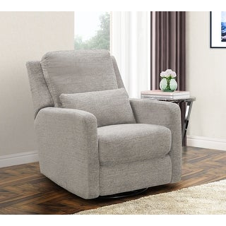 Link to Abbyson Sophie Swivel Glider Reclining Chair Similar Items in Living Room Furniture