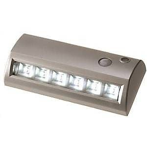 Fulcrum Products 1057306 20032-301 LED Path Light, Silver