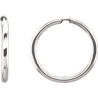 Sterling Silver 1.55mm Dainty Endless Hoop Earrings|https://ak1.ostkcdn.com/images/products/is/images/direct/41279306de28ea430985796207f10a46867eac0d/Sterling-Silver-1.55mm-Dainty-Endless-Hoop-Earrings.jpg?impolicy=medium