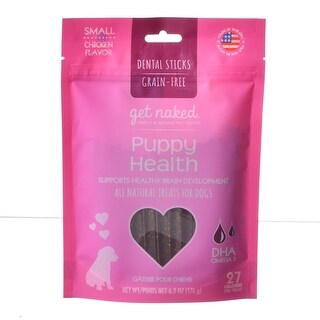 Small - 6.2 oz Bag - (For Puppies up to 30 lbs)