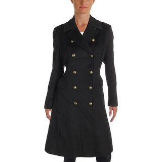 Lauren Ralph Lauren Womens Pea Coat Winter Long