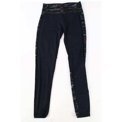 Adidas Black Womens Size Large L Active Stretch Ankle Legging