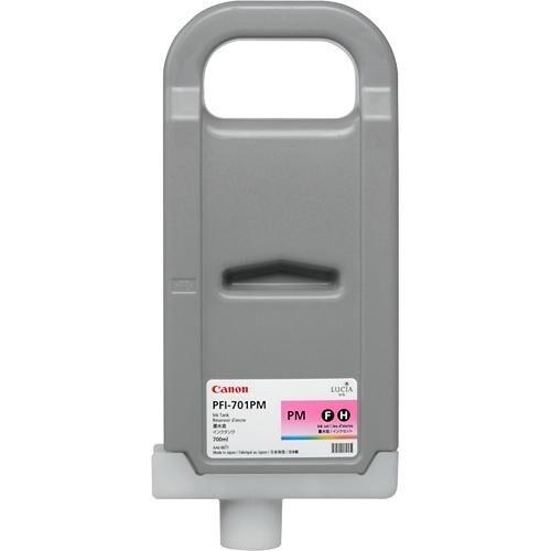 """Canon PFI-701PM Lucia Ink Cartridge - Photo Magenta Ink Cartridge"""