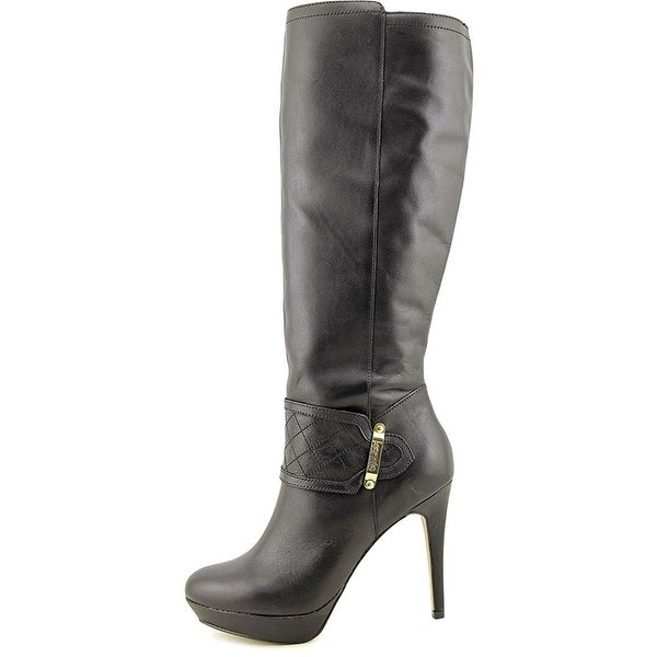 kensie Womens Nenessa Closed Toe Knee High Fashion Boots