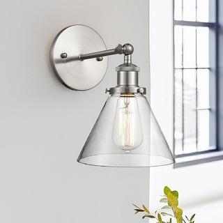 Light Society Cruz Iron/Aluminum Sconce