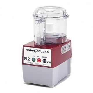 Robot Coupe - R2BCLR - 3 qt Commercial Food Processor