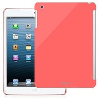 i-Blason, Apple ipad Air/iPad 5 Smart Cover Partner Hard Snap on Slim-Fit Case-Red