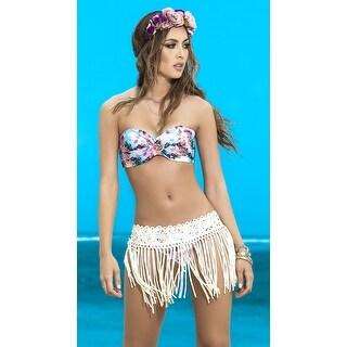 Seaside Beach Skirt, Fringe Beach Skirt