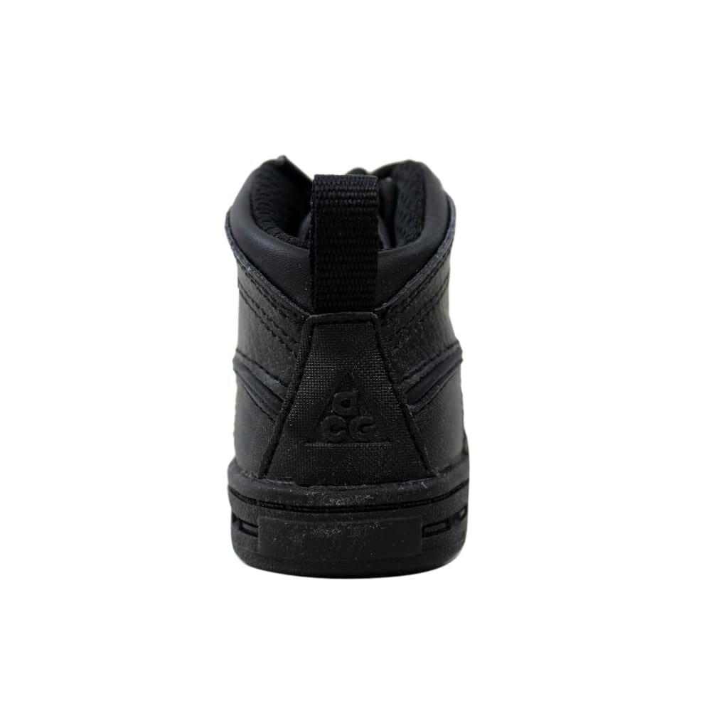 TD Nike Woodside 2 High Toddlers Boots Black-Fireberry 524878-001