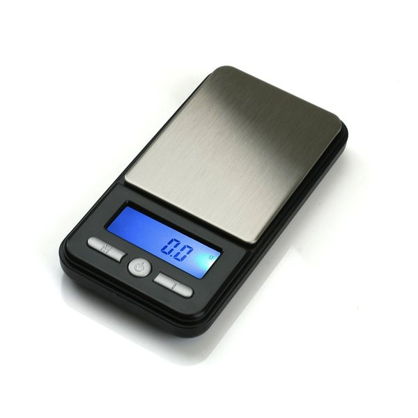 American Weight Scales AWS100CAL Digital Kitchen Pocket Scale Small Black