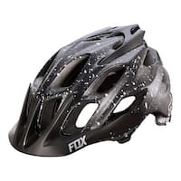 Fox 2015 Men's Flux Flight Mountain Bike Helmet - 13009 - Black/Pink