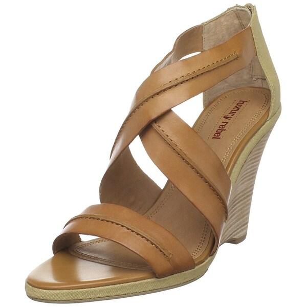 Luxury Rebel Women's Naja Wedge Sandal - 9