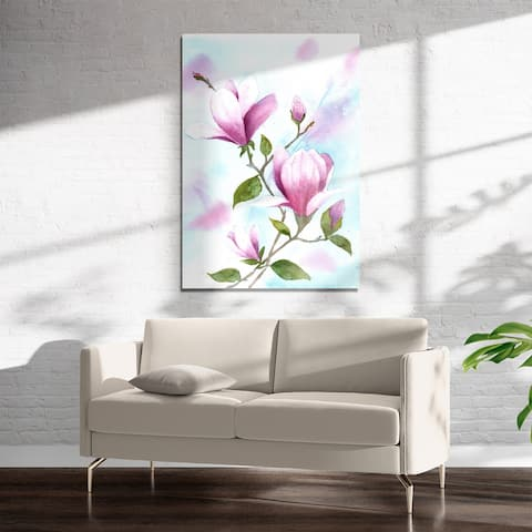 MAGNOLIAS Art on Acrylic By Kavka Designs