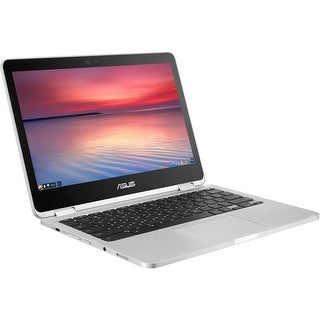 """Manufacturer Refurbished - Asus C302CA-DHM4 12.5"""" Touch Laptop Intel M3-6Y30 0.90GHz 4GB 64GB Chrome OS"""