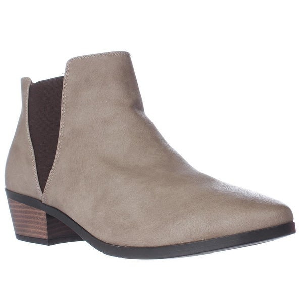 Call It Spring Moillan Chelsea Ankle Boots, Taupe