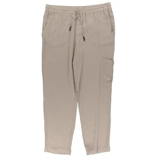 Eleventy Womens Casual Pants Cargo Pocket Silk - 50