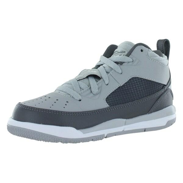 cfc74bd1c65 Shop Jordan Flight 9.5 Basketball Preschool Boy's Shoes - 13 M ...
