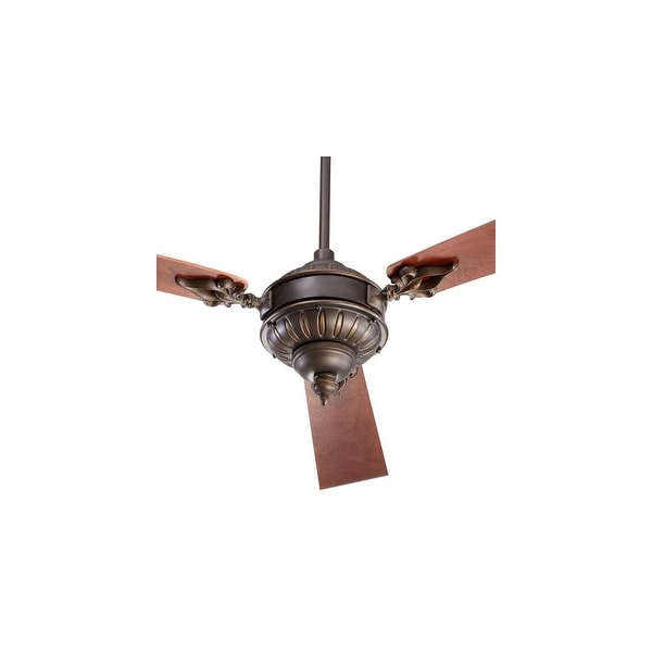 "Quorum International 27603 Brewster Three Blade 60"" Ceiling Fan"