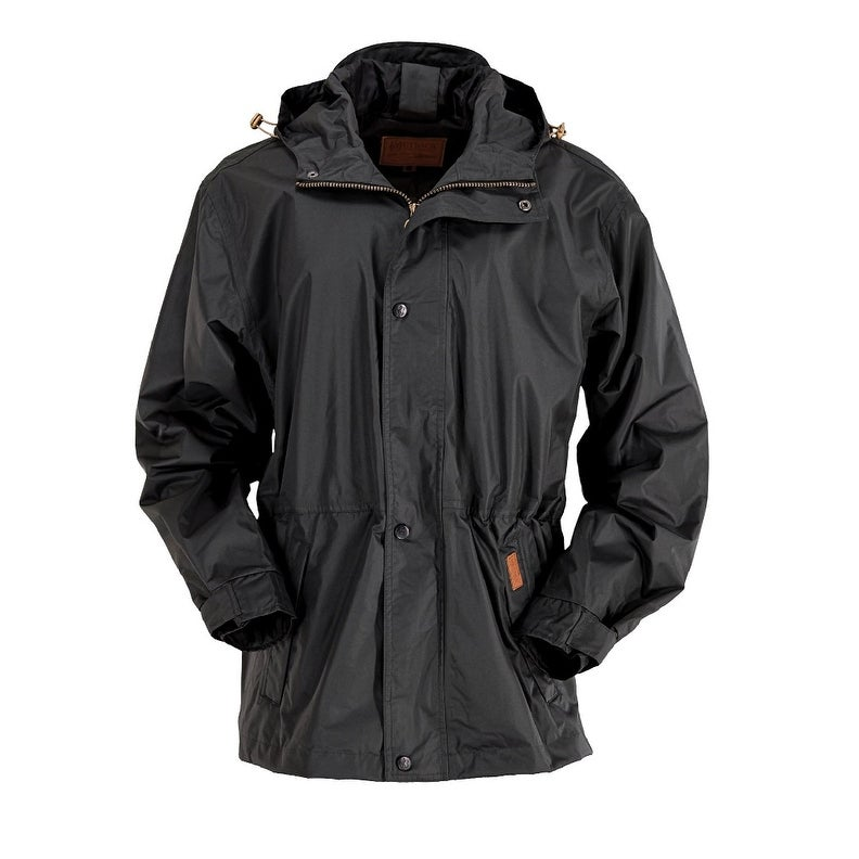 Outback Trading Western Jacket Mens Pak A Roo Parka WP Wind proof -  Overstock - 29965898