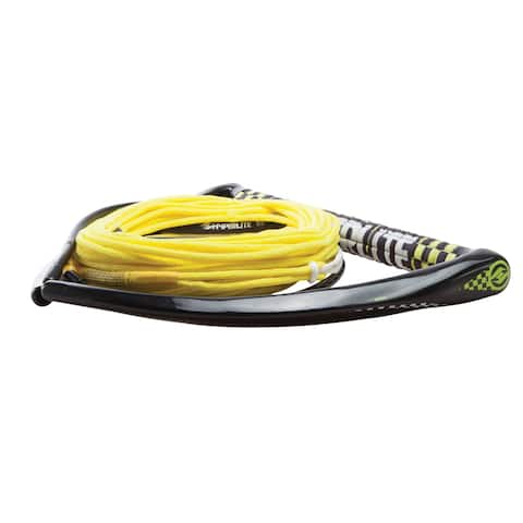 Hyperlite 75' rope w/chamois handle fuse mainline combo -