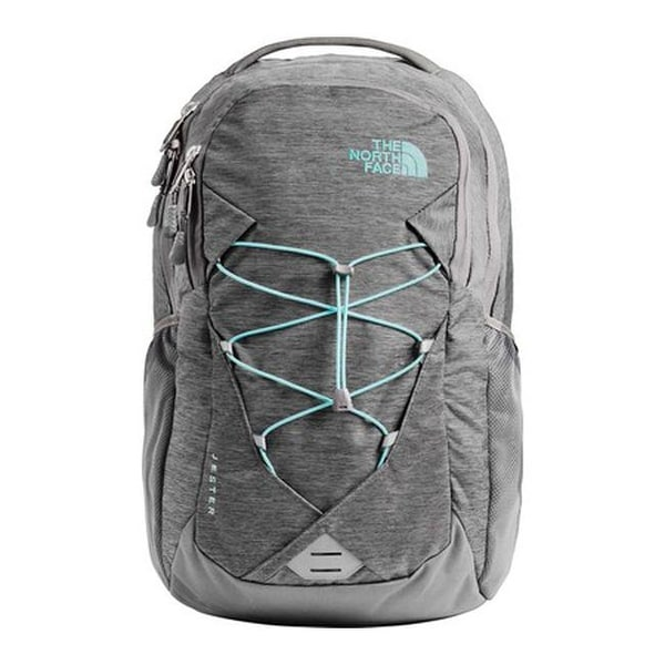 4f49a9fbf Shop The North Face Women's Jester Backpack Zinc Grey Light Heather ...