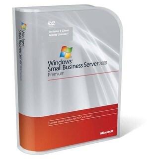 Microsoft Windows Small Business Server Premium 2008 5 Client for Windows