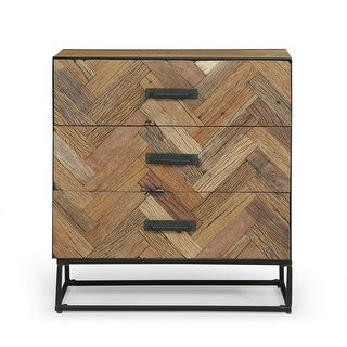 Link to Burdine Wood Cabinet by Christopher Knight Home Similar Items in Living Room Furniture