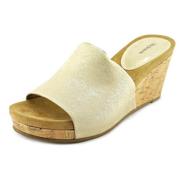 Style & Co. Womens Jackeyy Open Toe Casual Platform Sandals