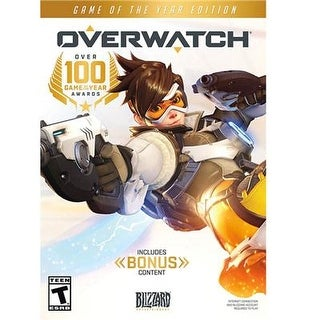 Activision Blizzard Inc - 73022 - Overwatch Goty Edtn Pc